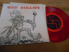 "7"" Punk God Bullies - Same /Untitled (2 Song) SYMPATHY FOR T REC INDUSTRY color"