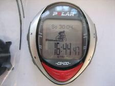 Polar Ciclismo-computer cs400 Top Condizione TACHIMETRO CS 400