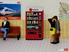1:87 / H0 RhB Selecta Snack Getränkeautomat Menüautmat Modellland 9040-8