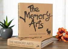 The Memory Arts Sarah & David Trustman Pro Magic Mentalism Memorised Deck Book