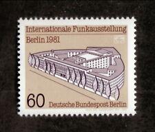 Germany/Berlin-#9N466 MNH-1981 International Telecommunications Exhibition
