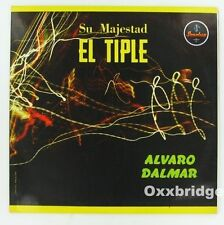 ALVARO DALMAR Su Majestad El Tiple RARE SONOLUX Vinyl Colombia LATIN LP NM