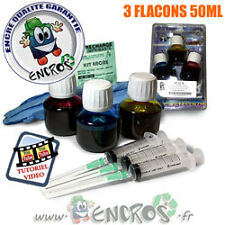 RECHARGE ENCRE- kit Encre Couleur Recharge BROTHER LC1000