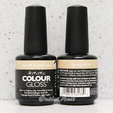 Artistic Colour Gloss - SERENITY #03133 SPRING 2014 UV Gel Nail Polish Design