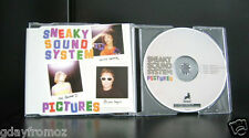 Sneaky Sound System - Pictures 5 Track CD Single Incl Video