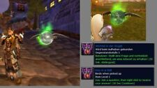 WOW Warcraft Loot Code Wichtel in der Kugel - Fortune Telling Imp in a Ball Toy