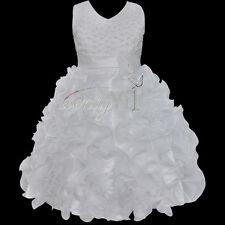 Flower Girl Dresses Birthday Wedding Bridesmaid Formal Pageant Graduation Dress