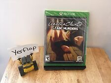 Agatha Christie - The ABC Murders Xbox One FACTORY Sealed