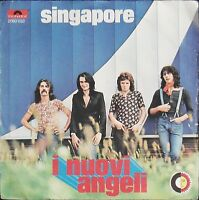 "I Nuovi Angeli – Singapore 7"" – 2060032 – VG"