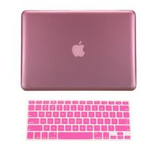 "NEW! Rubberized Hard Case Cover for Macbook PRO 13"" A1278 +  Keyboard Skin Cover"
