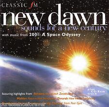 V/A - New Dawn: Sounds For A New Century (UK 11 Tk CD Album) (Classic FM No 54)