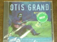 OTIS GRAND Nothing else matters CD NEUF