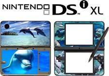 Nintendo DSi XL DOLPHINS Vinyl Skin Decal Sticker