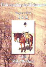 Understanding the Hackamore Mike Bridges horse riding video