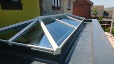 White roof lantern/rooflight/Conservatory roof