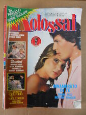 KOLOSSAL Fotoromanzo n°154 1985  [D31] GLIGOROV - NO POSTER