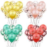 pour enfants Ballon en caoutchouc Ballon Bonne année. Chiffres pour 2020