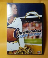 NFL Cheerleaders: Making the Squad - San Diego Chargers (DVD, 2006)