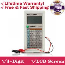In Circuit Esr Capacitor Tester Esr Meter Capacitor Fault Online Tester Lcd Top