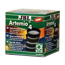 JBL Artemio Set de 4 Tamis Passoire Combinaison Aliments Vivant Artemia Tubifex