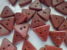 Wooden Single Sewing Buttons