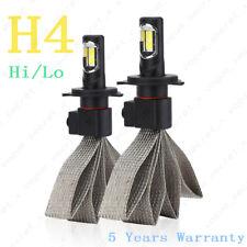 2pcs H4 HB2 9003 S7 11000LM 110W LED Car Headlight lamps Kit Hi/Low White Bulbs