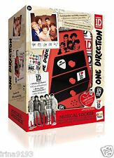 One Direction 1D Kids Speaker Music Locker Loudspeaker & MP3 Connector Gift Set