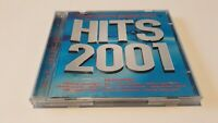 Various : Hits 2001: 40 OF TODAY'S BIGGEST HITS! CD 2 discs (2000) Amazing Value