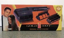 Gold N' Hot Professional 1600-Watt Styles Dryer Dual Voltage Worldwide Use