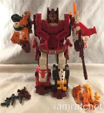 Transformers Original G1 1987 Technobots Computron Combiner Complete
