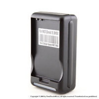 Wall Home AC Desktop Dock Battery Charger For Motorola Droid X MB810 X2 MB870