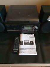 Medion Musikanlage---CD--MP3--Schallplatten--Kassetten und Radio