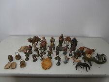 Confalonieri 38 statuine in pasta personaggi animali oggetti