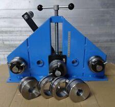 Ring Roller Tube Square Flat Bars Roller Profile Box Roll Bender Free Pampp