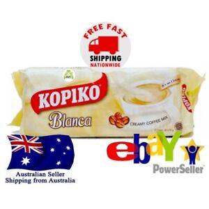 Kopiko Blanca 3 in 1 Creamy Instant Coffee Mix 30 sachets x 30g Halal