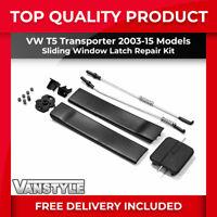 VW Transporter T5/T6/Schiebet/ür Fenster Glas Griff Verriegelung Reparatur-Kit