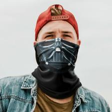 SAITAG Bandana Cooling Neck Gaiter Breathable Starry Face Scarf Mask Head Cover Women Men Headwraps