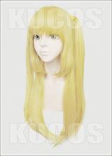 Death Note Amane Misa Anime Costume Cosplay Wig + Free Cap +Track