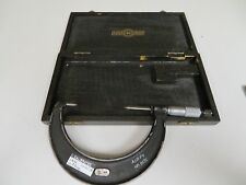 Moore & Wright 75-100mm(Metric) Point Micrometer - FS22