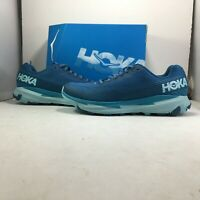 Hoka One Womens's Torrent 2 Blue Sapphire / Angel Blue Running Shoes 8.5 B, M