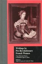Writings by Pre-Revolutionary French Women: From Marie de France to Elizabeth Vi
