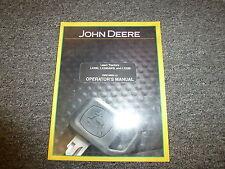 John Deere Lx 280 280Aws & 289 Lawn Tractor Owner Operator Manual Omm149664