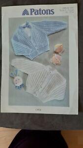 Patons 4ply knitting pattern