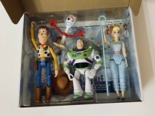 New listing Disney Pixar Toy Story 4 Adventure Pack Action Figure Collectible Set Mattel New