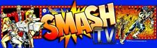 Smash TV Arcade Marquee – 26″ x 8″