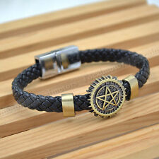 Black Butler Kuroshitsuji Cosplay Charm Bangle Bracelet Unisex For Anime Fan