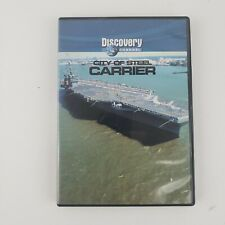discovery channel classics City Of Steel Carrier Dvd