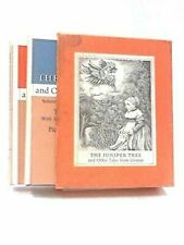 The Juniper Tree and Other Tales (2 volume slipcase) by Wilhelm Grimm Hardback