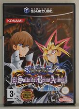 YU-GI-OH! THE JUMP OF THE KINGDOM ANIMAL - NINTENDO GAMECUBE - PAL SPAIN - FULL