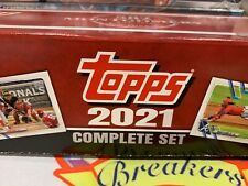 2021 Topps 582 Montgomery Club Complete Factory Set #3 -PICK YOUR CARDS 1 TO 200